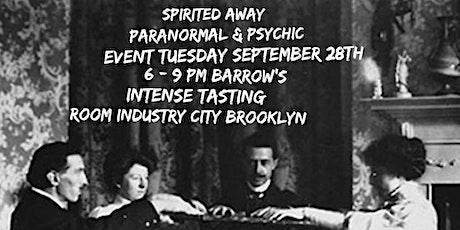 Sasha Graham's Spirited Away Psychic & Paranormal Night tickets