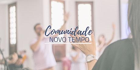 Culto - Comunidade Novo Tempo tickets