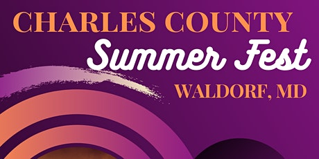Charles County Summer Fest tickets