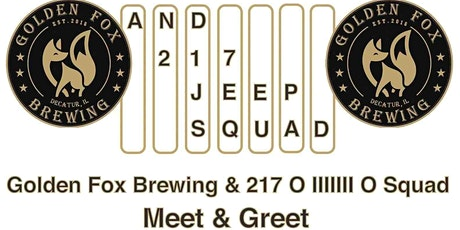 Jeep Meet & Greet with the 217 Jeep Squad tickets