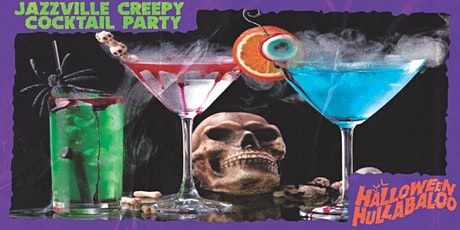 Jazzville Creepy Cocktail Party tickets