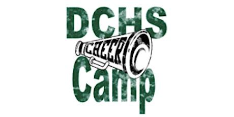DCHS Cheerleading Camp 2021 tickets