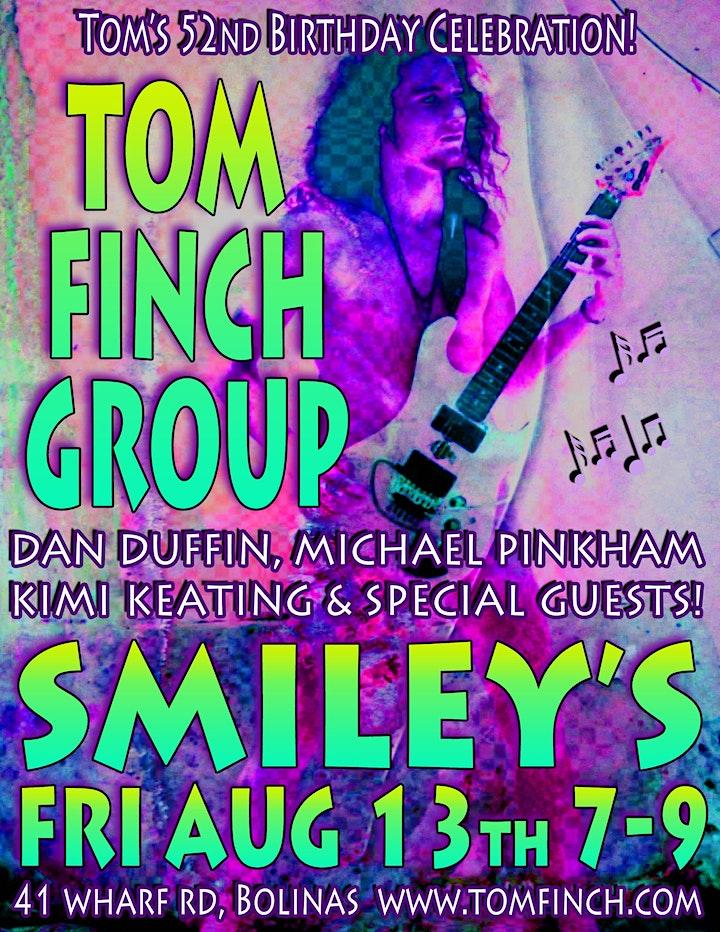Tom Finch Trio image