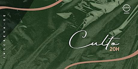 CULTO PRESENCIAL | QUINTA - 05.08.21 ingressos