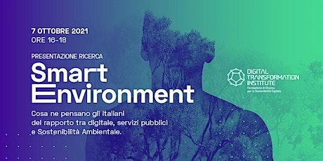 Smart Environment tickets