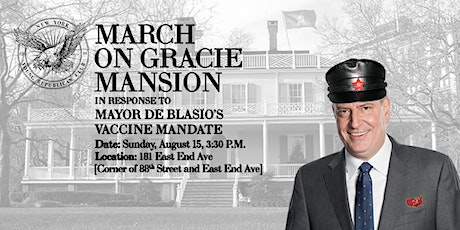 March on Gracie Mansion! tickets