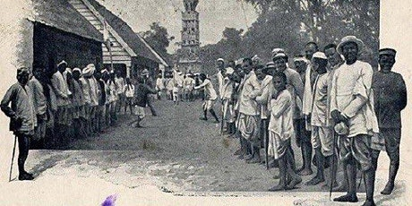 The Becoming of the Indentured Labour Recruiter in 19th Century Bengal tickets