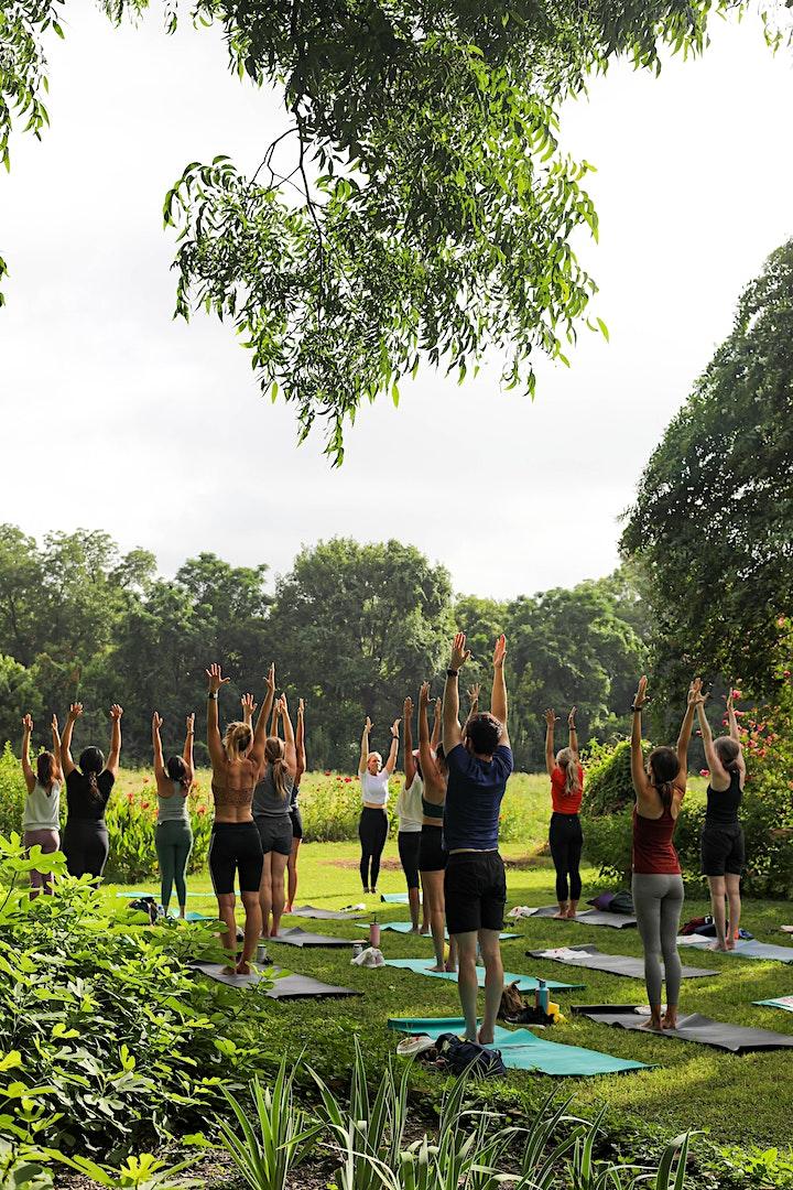 Farm Yoga at Boggy Creek image