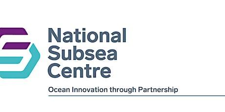 Digital Subsea Workshop: Industrial Optimisation for Net Zero tickets