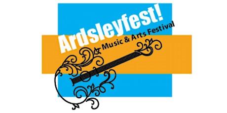 Ardsley Music & Arts Festival tickets