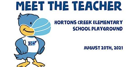 Meet the Teacher tickets