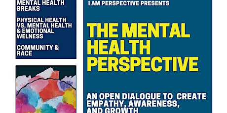 The Mental Health Perspective: An Open Dialogue tickets