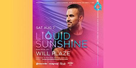 Limited Comp  Entry • Hard Rock Float Pool Party • Liquid Sunshine  • 8/7 boletos