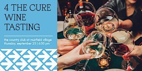 Pelotonia Team 4 THE Cure Annual Wine Tasting 2021 tickets