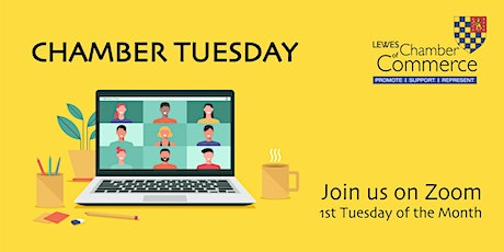 CHAMBER TUESDAY - 5th October tickets