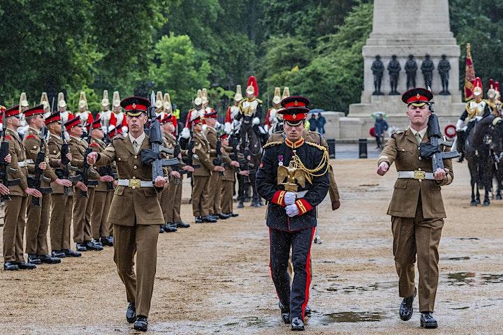 Waterloo walking tour - Sunday 19 September image