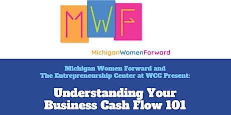 Understanding Your Business Cash Flow 101 tickets