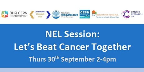 NEL Session: Let's Beat Cancer Together tickets