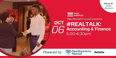 #RealTalk: Accounting & Finance tickets
