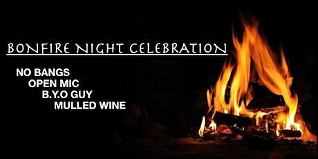 No Bangs Bonfire Night Celebration @ Reuthe's tickets