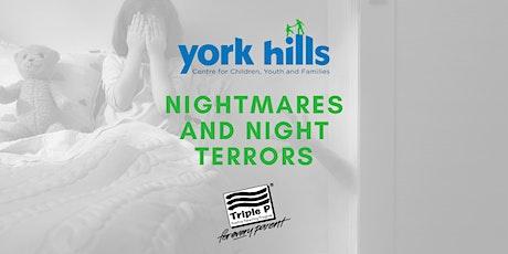 Nightmares and Night Terrors entradas