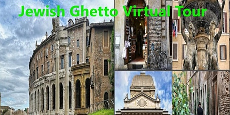 Tour virtuale al ghetto ebraico di Roma biglietti