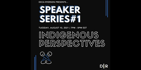 Indigenous Perspectives tickets