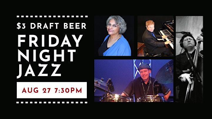 Friday Night Live Jazz image