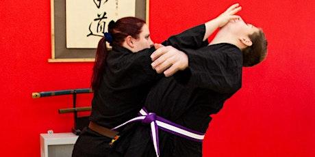 Karate für Anfänger (1x Probetraining kostenlos) Tickets