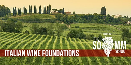 Foundations of Italian Wine - Part 2 tickets