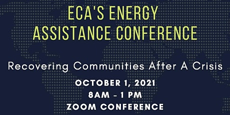 2021 Energy Assistance Conference tickets