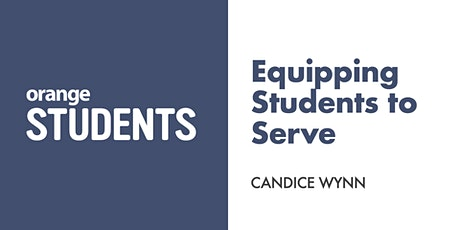 Let's Talk About Equipping Students to Serve tickets