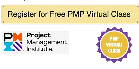 """PMP Webinar """"LIVE""""- Learn a PMP Exam Chapter for free biglietti"""