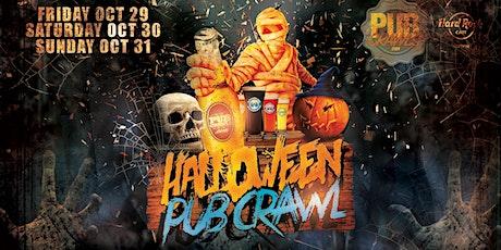 Halloweekend Pub Crawl Boston [Faneuil Hall] tickets
