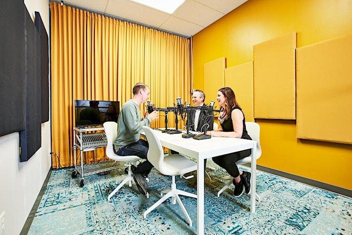 Speak Studios + Venture X Detroit image