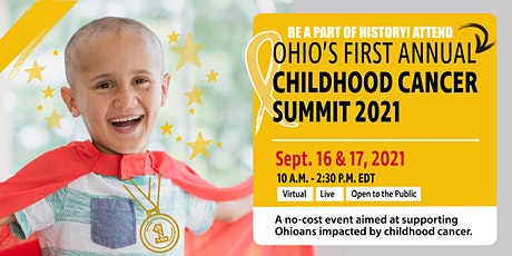 Ohio's First Annual Childhood Cancer Summit 2021 tickets