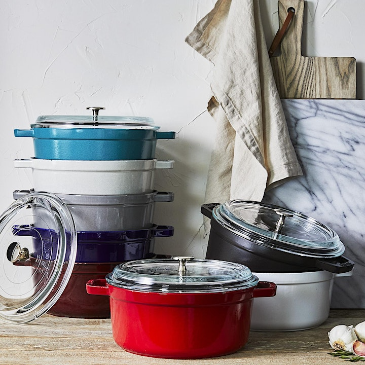 Cooking with Staub image
