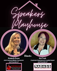 Speakers Playhouse tickets