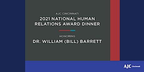 AJC Cincinnati 2021 National Human Relations Award Dinner tickets