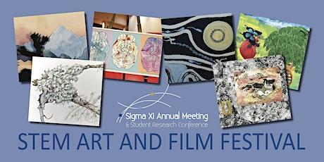 Sigma Xi STEM Art and Film Festival tickets