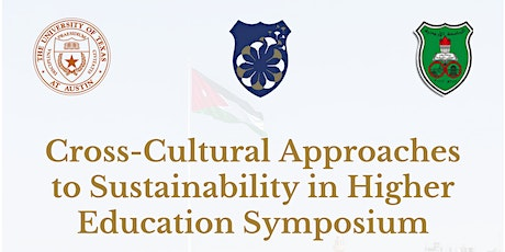 Cross-Cultural Approaches to Sustainability in Higher Education tickets