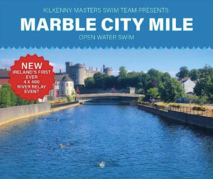 Marble City Mile Open Water Swim Event, Kilkenny image