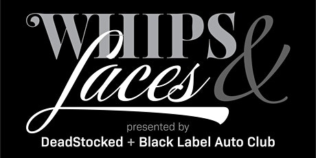 Whips & Laces tickets