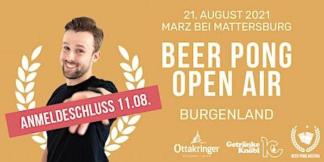 Beer Pong Open Air Burgenland tickets