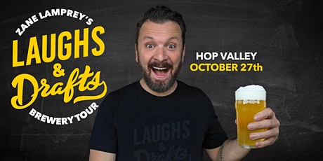 HOP VALLEY BREWING •  Zane Lamprey's  Laughs & Drafts  • Eugene, OR tickets