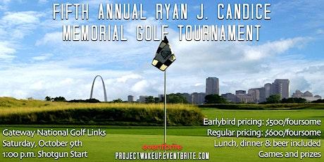 5th Annual Ryan J. Candice Memorial Tournament tickets