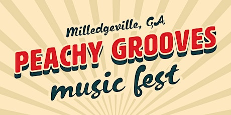 Peachy Grooves Music Festival tickets