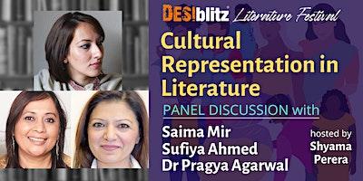 DESIblitz साहित्य महोत्सव - साहित्यात सांस्कृतिक प्रतिनिधित्व
