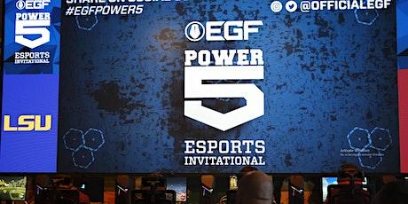 EGF Collegiate Brand Summit tickets
