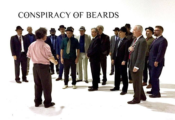 LIVE ON THE WATERFRONT - We Are The West + Conspiracy of Beards image